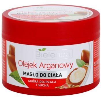 Bielenda Argan Oil unt  pentru corp pentru piele uscata 1