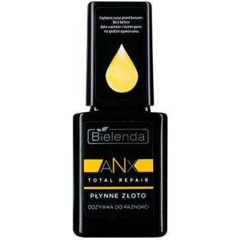 Bielenda AXN Total Repair Liquid Gold balsam regenerator pentru unghii