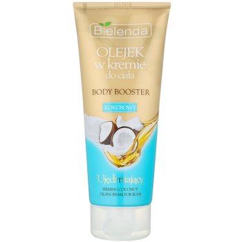 Bielenda Body Booster Coconut Oil crema de corp pentru fermitatea pielii  200 ml