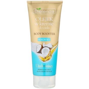 Bielenda Body Booster Coconut Oil crema de corp pentru fermitatea pielii