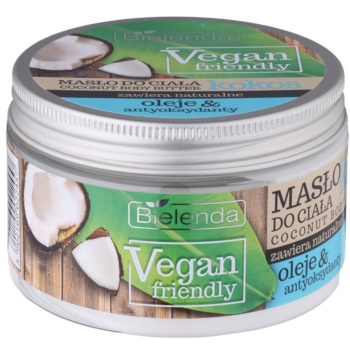 Bielenda Vegan Friendly Coconut unt pentru corp