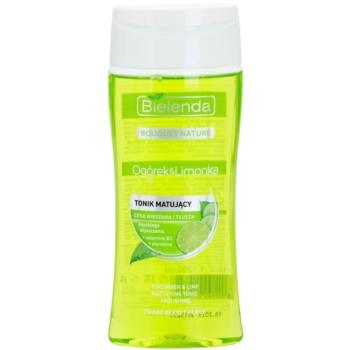 Bielenda Cucumber&Lime tonic matifiant pentru ten gras
