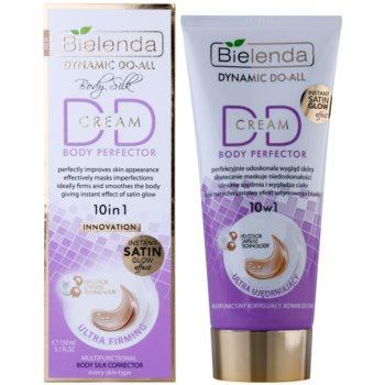 Bielenda Dymanic Do-All Body Perfector Crema de corp DD cu efect hidratant, protector pentru fermitatea pielii 1
