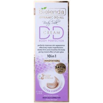 Bielenda Dymanic Do-All Body Perfector Crema de corp DD cu efect hidratant, protector pentru fermitatea pielii 2