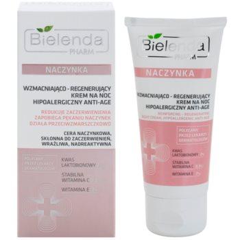 Bielenda Pharm Dilated Capillaries intensywny krem na noc przeciw starzeniu się skóry 1