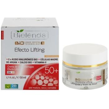 Bielenda Effective Lifting Anti-Falten Tagescreme mit Lifting-Effekt 1