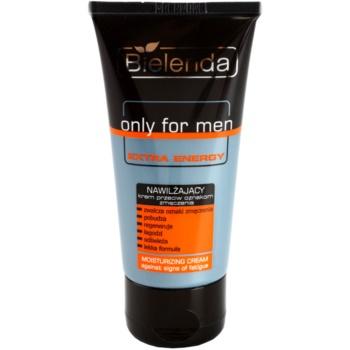 Bielenda Only for Men Extra Energy crema intens hidratanta semne de oboseala