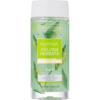 Bielenda Green Tea lotiune hidratanta pentru ten mixt si gras