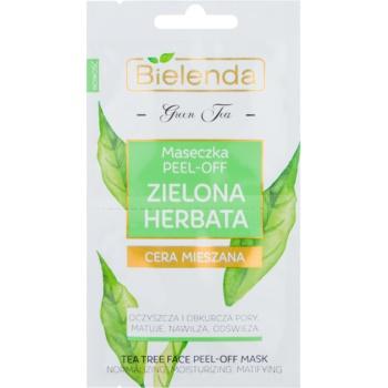 Bielenda Green Tea mască exfoliantă pentru pielea cu imperfectiuni