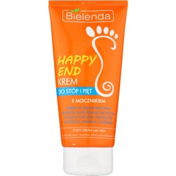 Bielenda Happy End Hornhautcreme zum Aufweichen von Fersen und Fußsohlen