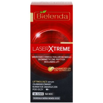 Bielenda Laser Xtreme ser cu efect de lifting zona ochilor 2
