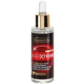 Bielenda Laser Xtreme ser cu efect de lifting pentru fata, gat si piept