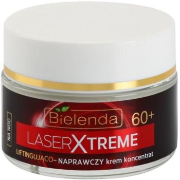Bielenda Laser Xtreme 60+ crema de noapte intensiva cu efect lifting