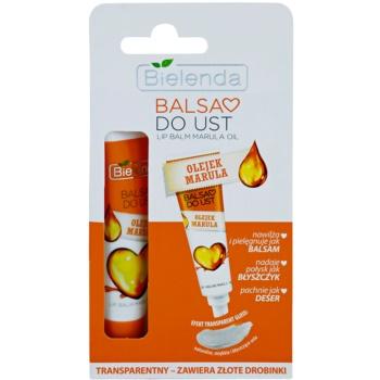 Bielenda Marula Oil balsam de buze 1