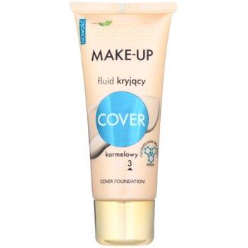 Bielenda Make-Up Academie Cover make up do skóry z niedoskonałościami
