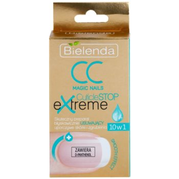 Bielenda CC Magic Nails CuticuleSTOP Extreme aufweichendes Konzentra für Nagelhaut 2