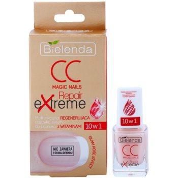 Bielenda CC Magic Nails Repair Extreme sérum para unhas com vitaminas 1