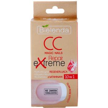 Bielenda CC Magic Nails Repair Extreme sérum para unhas com vitaminas 2