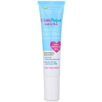 Bielenda #Insta Perfect Matt & Clear tratament local cu acțiune rapidă pentru pielea cu imperfectiuni