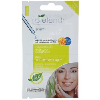 Bielenda Professional Formula детоксикаційна маска