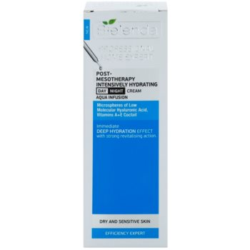 Bielenda Professional Home Expert Aqua Infusion crema intensiva cu efect de hidratare 2