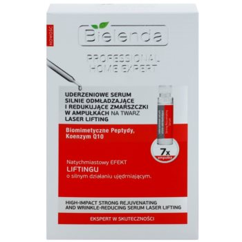 Bielenda Professional Home Expert Laser Lifting intenzivni lifting serum 2