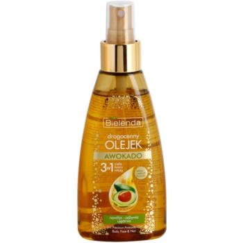 Bielenda Precious Oil  Avocado олійка-догляд для обличчя, тіла та волосся