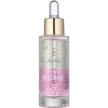 Bielenda Rose Care mehrphasiges Hautserum 30 ml