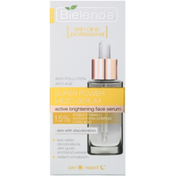 Bielenda Skin Clinic Professional Brightening sérum ativo para pele radiante 2