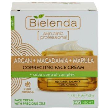 Bielenda Skin Clinic Professional Correcting Creme zur Erneuerung der Hautbalance 2