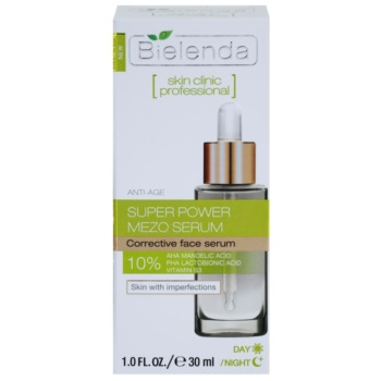 Bielenda Skin Clinic Professional Correcting sérum rejuvenescedor para pele com imperfeições 2