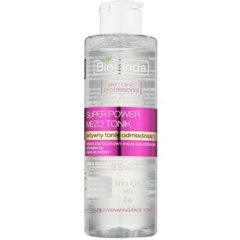 Bielenda Skin Clinic Professional Rejuvenating aktywny tonik regenerujące skórę 1