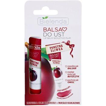 Bielenda Seductive Plum balsam do ust 1
