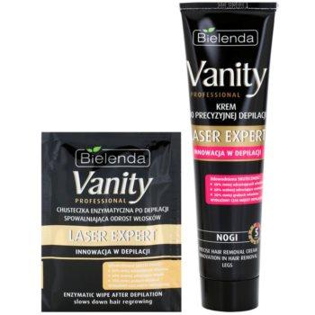 Bielenda Vanity Laser Expert крем для депіляції для ніг 2