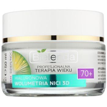 Bielenda Professional Age Therapy Hyaluronic Volumetry NICI 3D crema anti-rid 70+