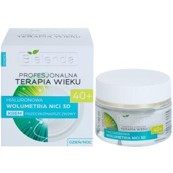 Bielenda Professional Age Therapy Hyaluronic Volumetry NICI 3D creme antirrugas 40+ 1