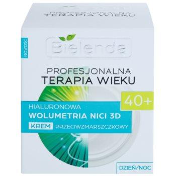 Bielenda Professional Age Therapy Hyaluronic Volumetry NICI 3D creme antirrugas 40+ 2