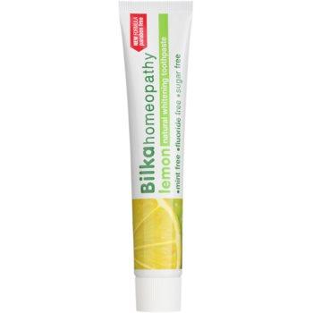 Bilka Homeopathy zobna pasta za beljenje zob