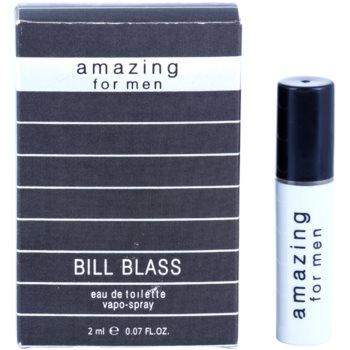Bill Blass Amazing eau de toilette pentru barbati 2 ml