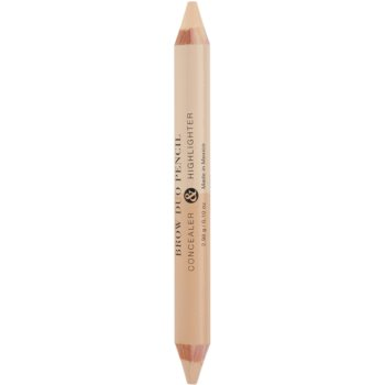 Billion Dollar Brows Color & Control Set For Perfect Eyebrows 2