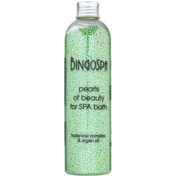 BingoSpa Botanical Complex & Argan Oil perly do kúpeľa