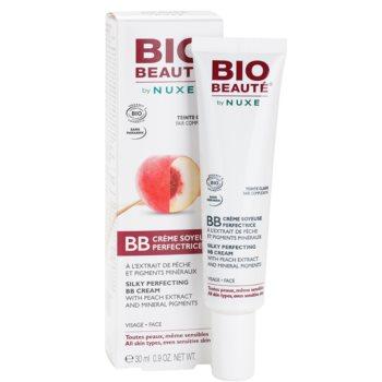 Bio Beauté by Nuxe Skin-Perfecting ББ крем с екстракт от праскова и минерални пигменти 1
