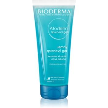 Fotografie Bioderma Atoderm jemný sprchový gel pro suchou a citlivou pokožku 200 ml