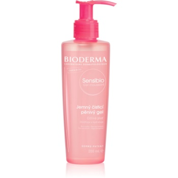 Bioderma Sensibio Gel Moussant demachiant gel poza