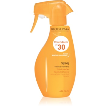Bioderma Photoderm Spray SPF 30 spray pentru bronzat SPF 30