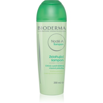 Bioderma Nodé A sampon cu efect calmant pentru piele sensibila
