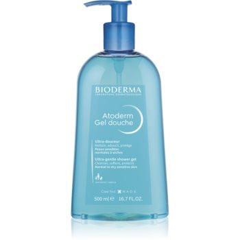 Bioderma Atoderm Sprchový Gel jemný sprchový gel pro suchou a citlivou pokožku 500 ml