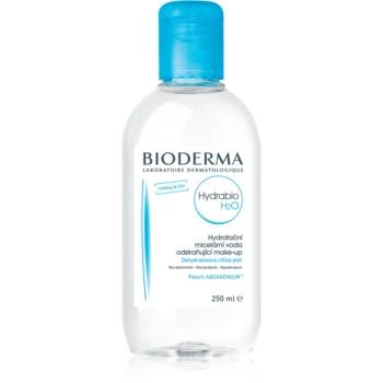 Bioderma Hydrabio H2O apa pentru curatare cu particule micele pentru piele deshidratata