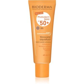 Bioderma Photoderm Max fluid pentru tonifierea bronzului SPF 50+
