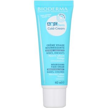 Bioderma ABC Derm Cold-Cream Schützende Gesichtscreme für Kinder